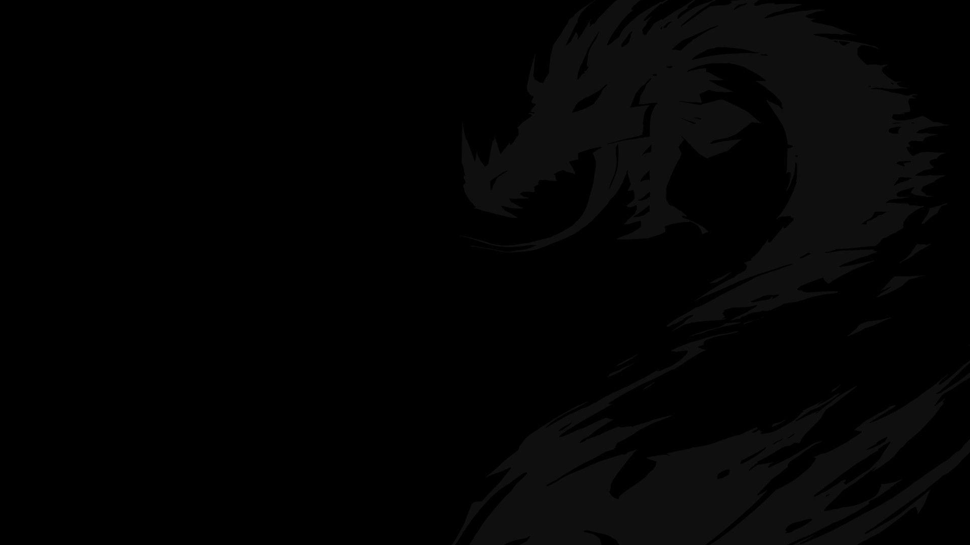Hình nền 1920x1080 Pure Black