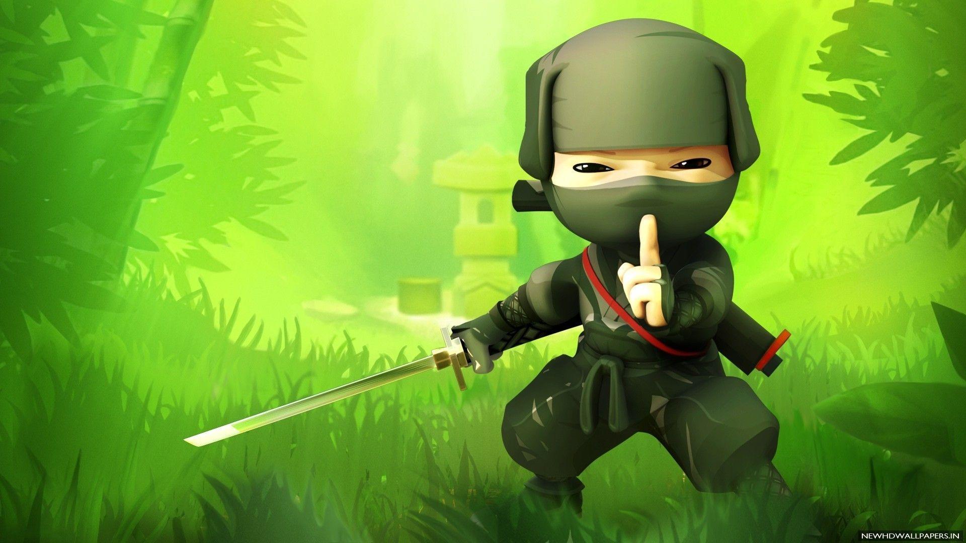 Cute Ninja Wallpapers Top Free Cute Ninja Backgrounds Wallpaperaccess