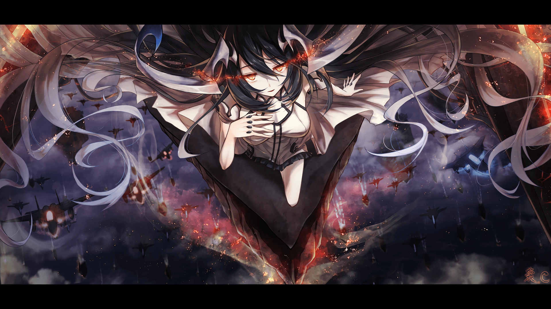 Anime Demon Wallpapers Top Free Anime Demon Backgrounds Wallpaperaccess