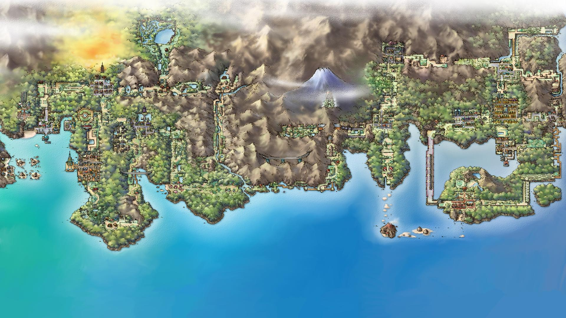 Heartgold Wallpapers Top Free Heartgold Backgrounds
