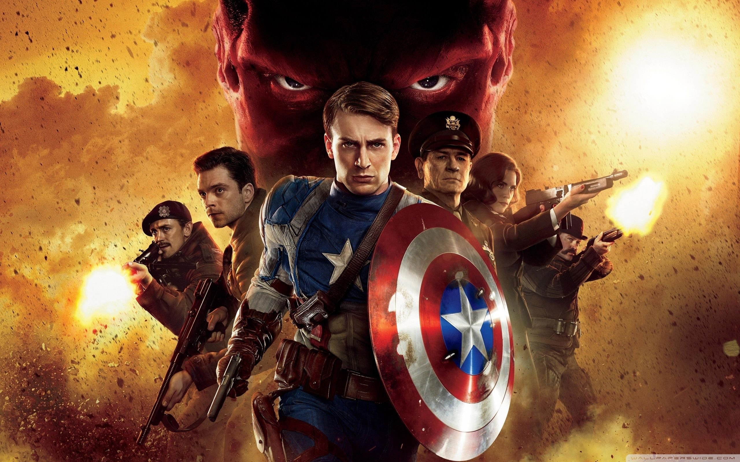 Captain America Movie Wallpapers Top Free Captain America Movie Backgrounds Wallpaperaccess