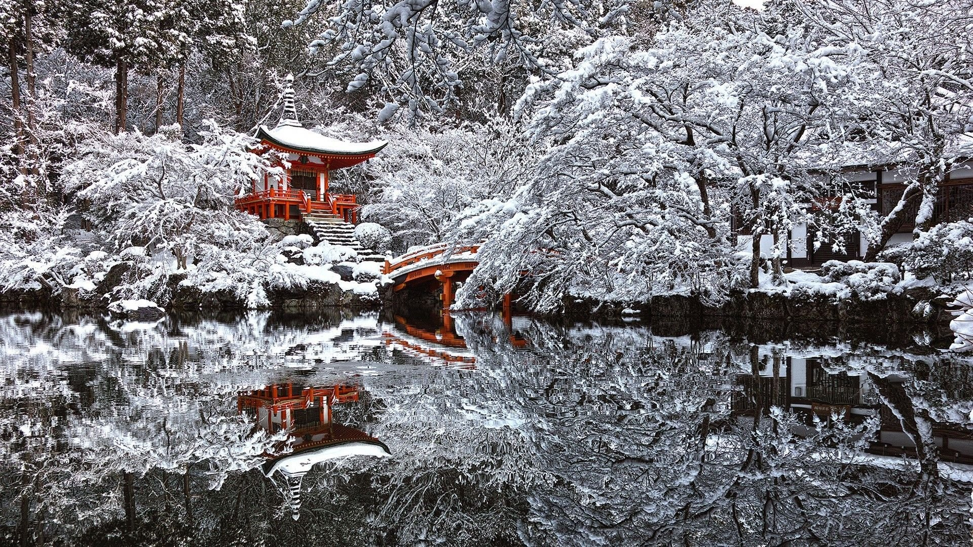 Japanese Winter Wallpapers Top Free Japanese Winter