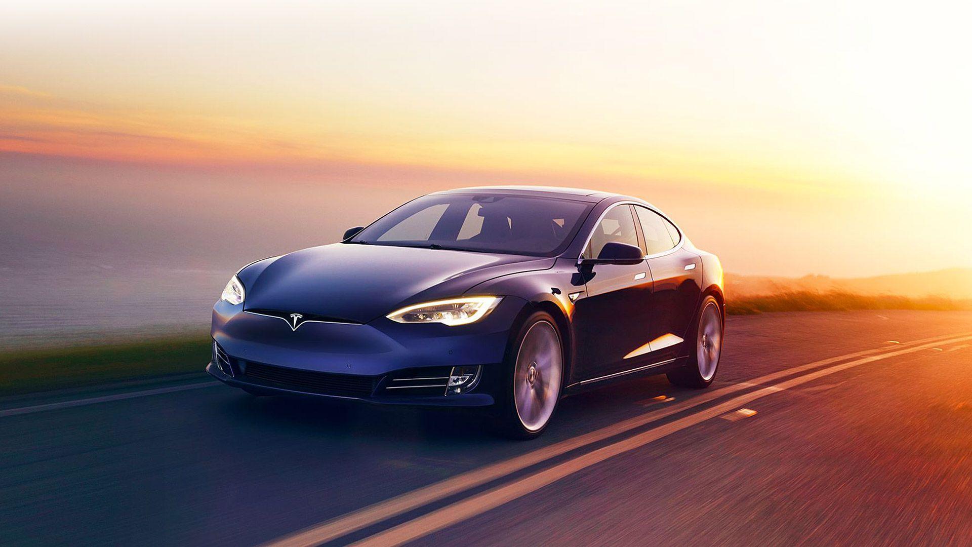 Tesla Car Wallpapers Top Free Tesla Car Backgrounds Wallpaperaccess