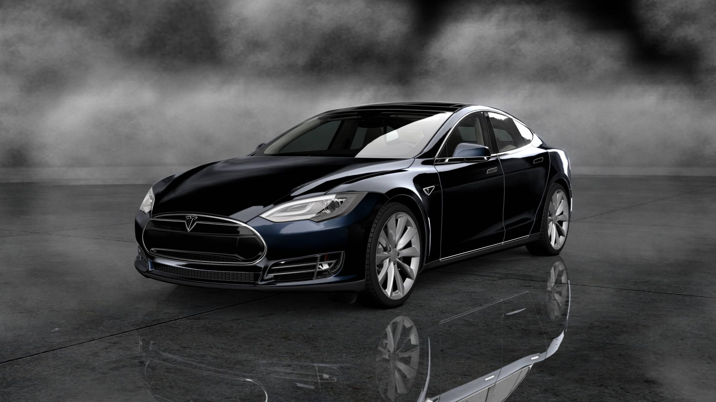 Black Tesla Wallpapers Top Free Black Tesla Backgrounds Wallpaperaccess