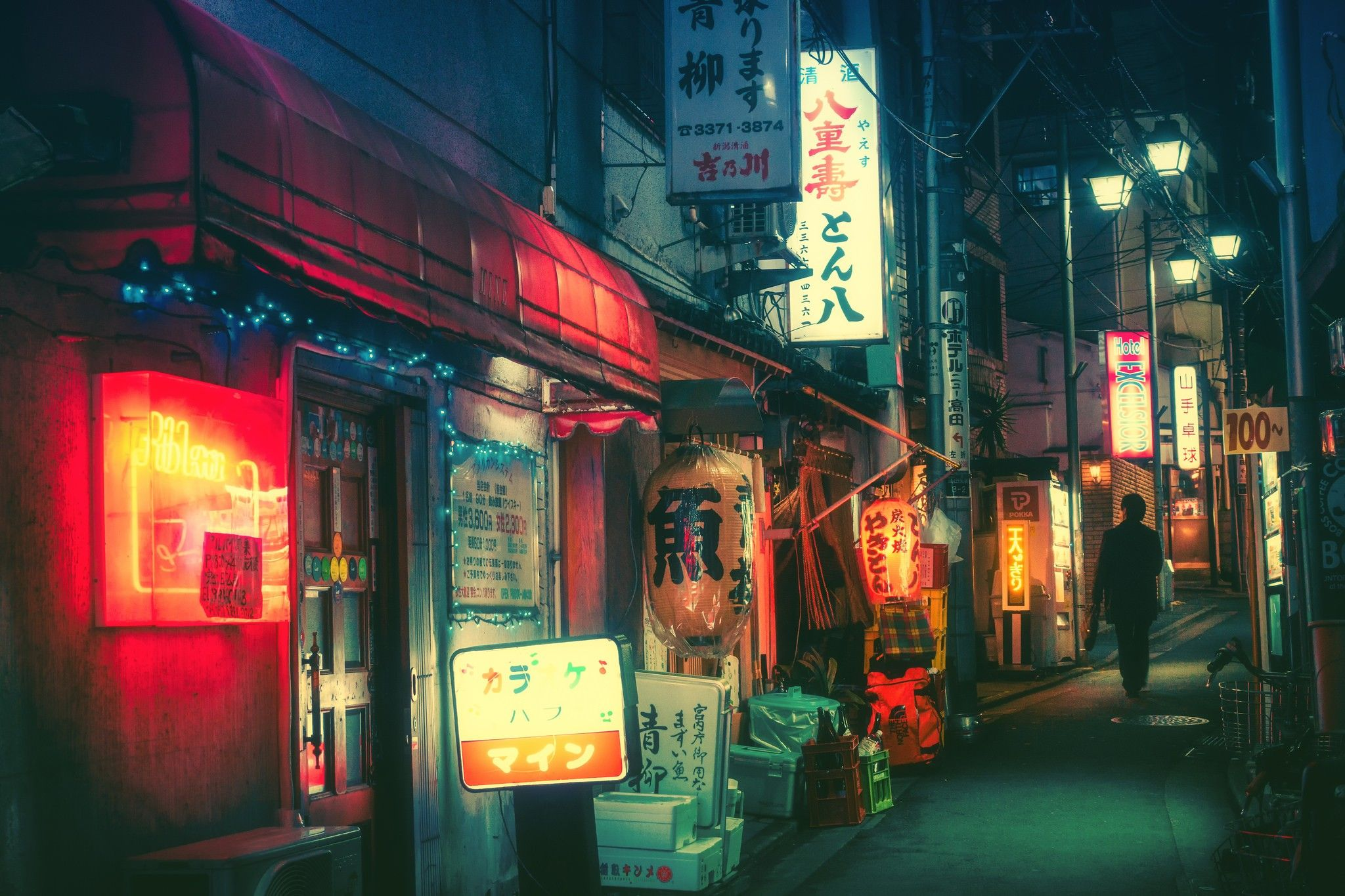 Japanese Neon Wallpapers - Top Free Japanese Neon ...