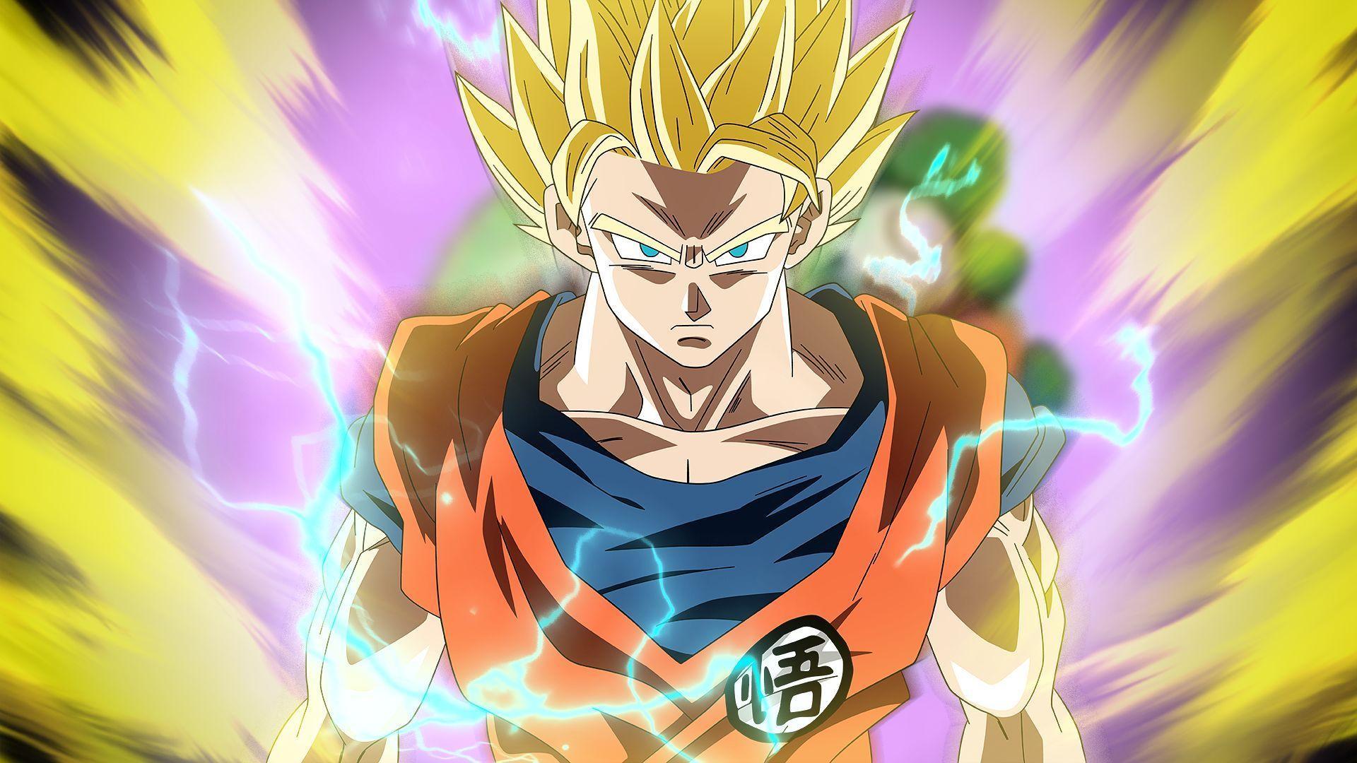 Goku Ssj Wallpapers Top Free Goku Ssj Backgrounds