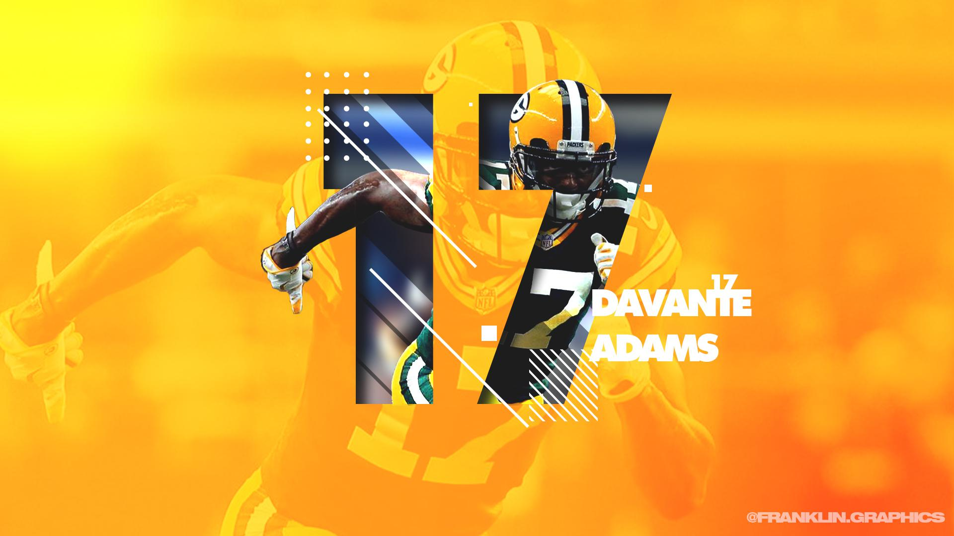 Davante Adams Wallpapers Top Free Davante Adams Backgrounds Wallpaperaccess