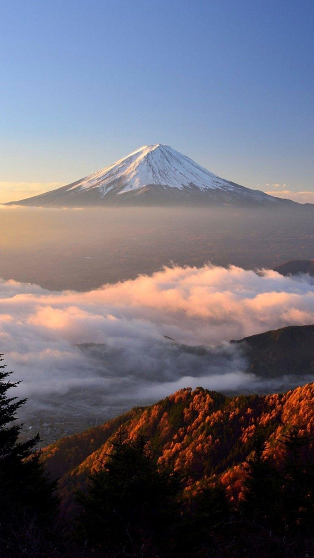 Mount Fuji HD Pretty Wallpapers - Top Free Mount Fuji HD Pretty Backgrounds - WallpaperAccess