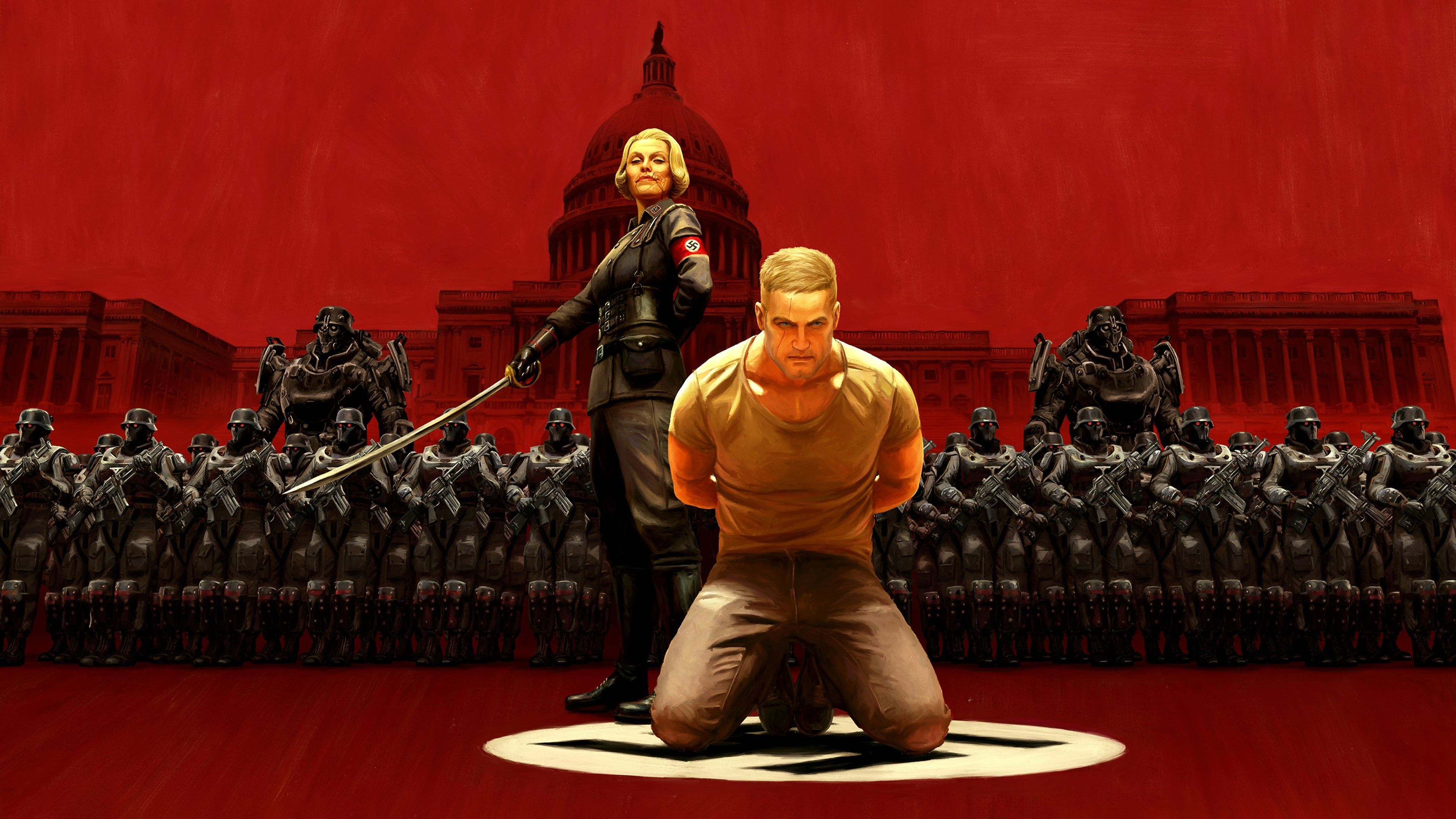Wolfenstein Wallpapers Top Free Wolfenstein Backgrounds
