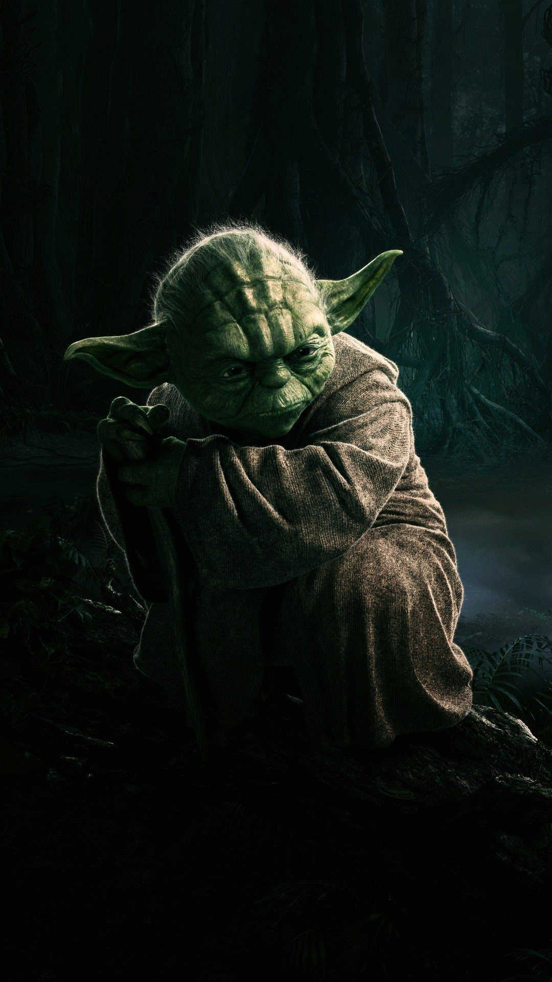 Yoda Star Wars Phone Wallpapers Top Free Yoda Star Wars Phone Backgrounds Wallpaperaccess