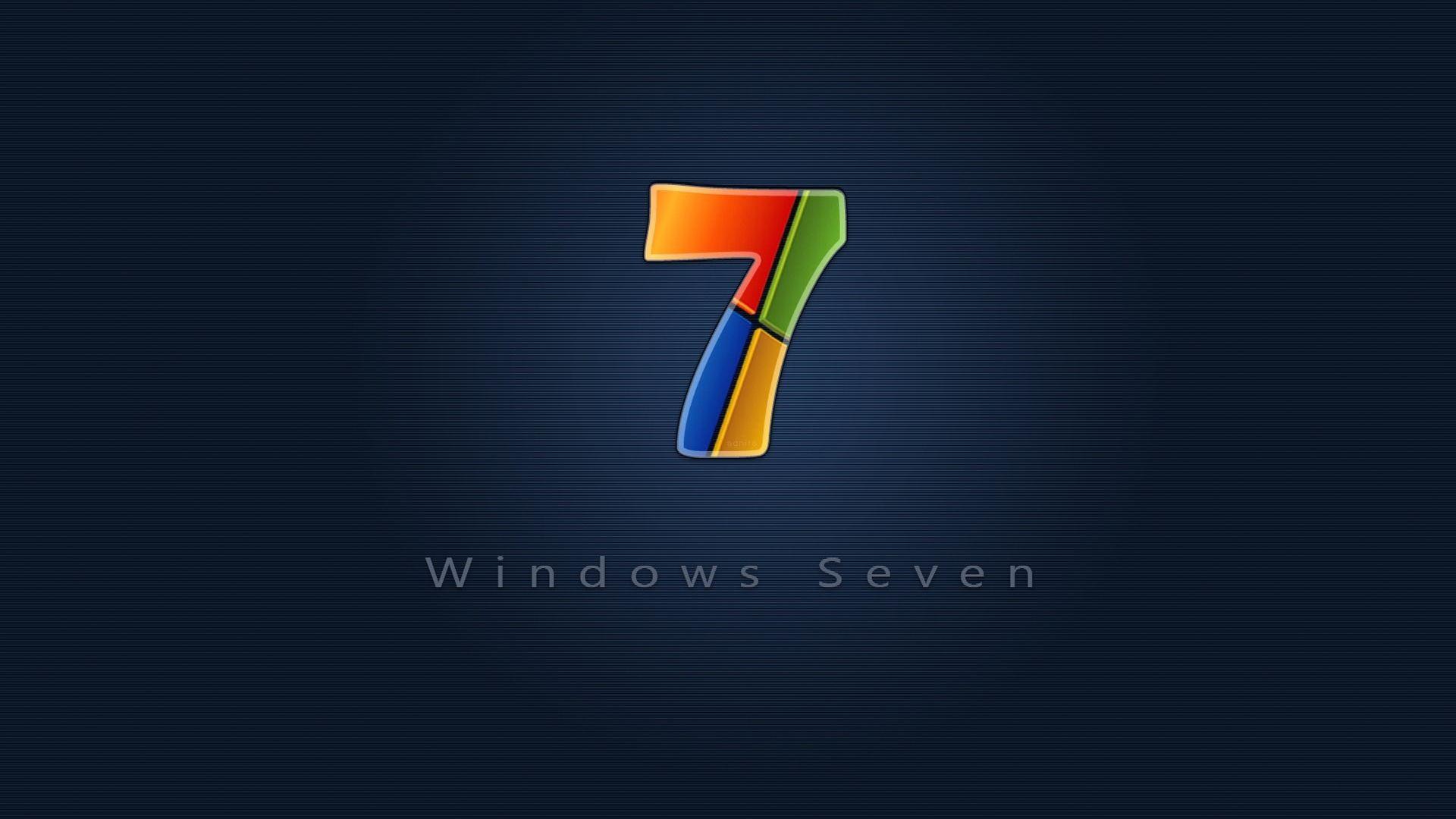 Microsoft Windows 7 Christmas Wallpaper