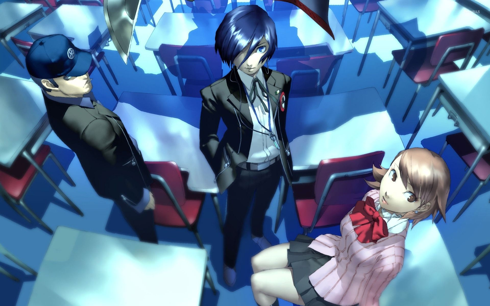 Persona 3 Wallpapers Top Free Persona 3 Backgrounds