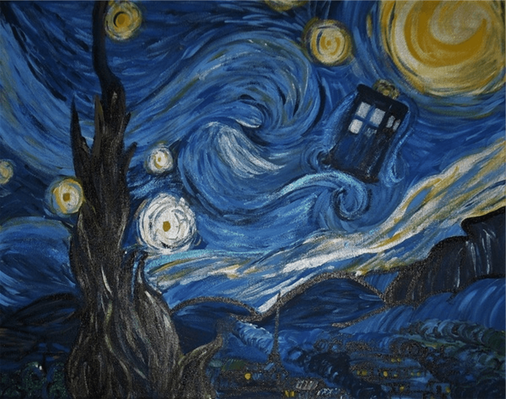 Vincent Van Gogh Doctor Who Wallpapers Top Free Vincent Van Gogh