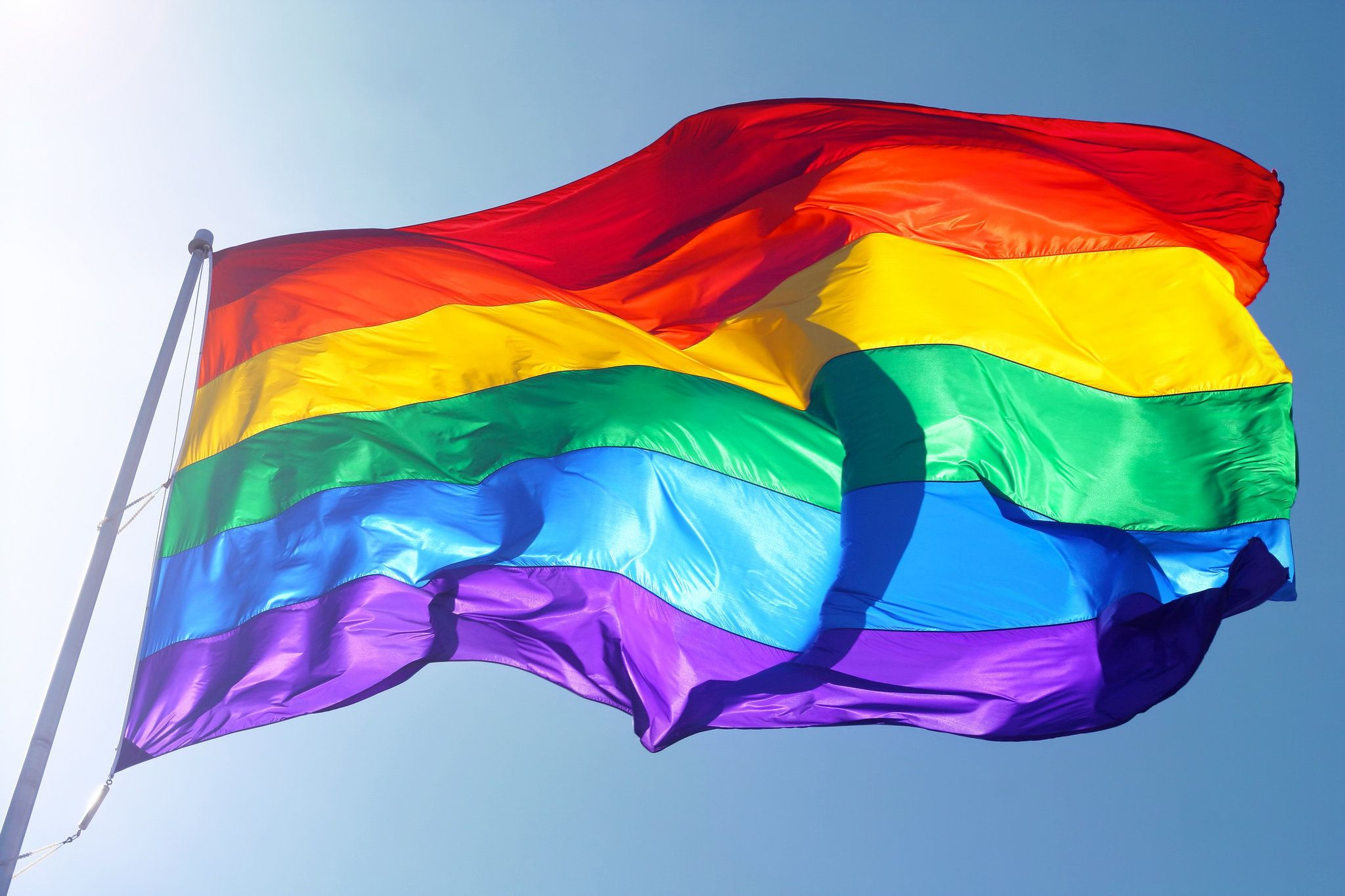 Rainbow Flag Wallpapers Top Free Rainbow Flag Backgrounds