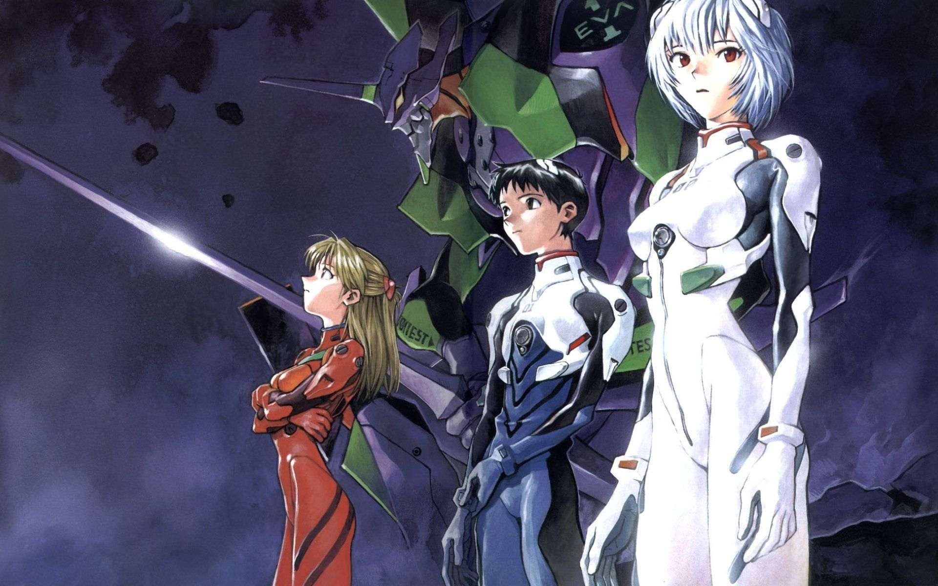 Rei Ayanami Wallpapers Top Free Rei Ayanami Backgrounds