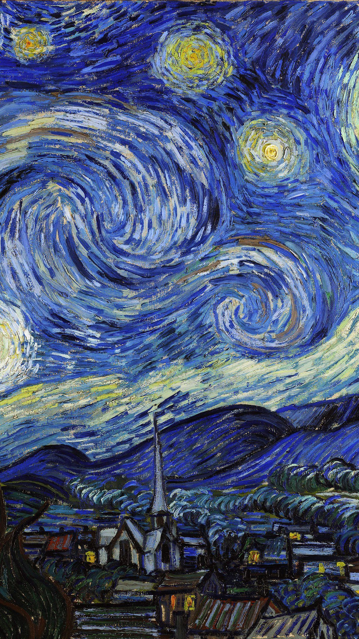 Tumbler Van Gogh Iphone Wallpapers Top Free Tumbler Van Gogh