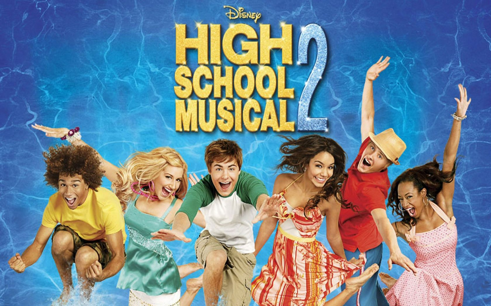 High School Musical 2 Wallpapers - Top Free High School Musical 2  Backgrounds - WallpaperAccess