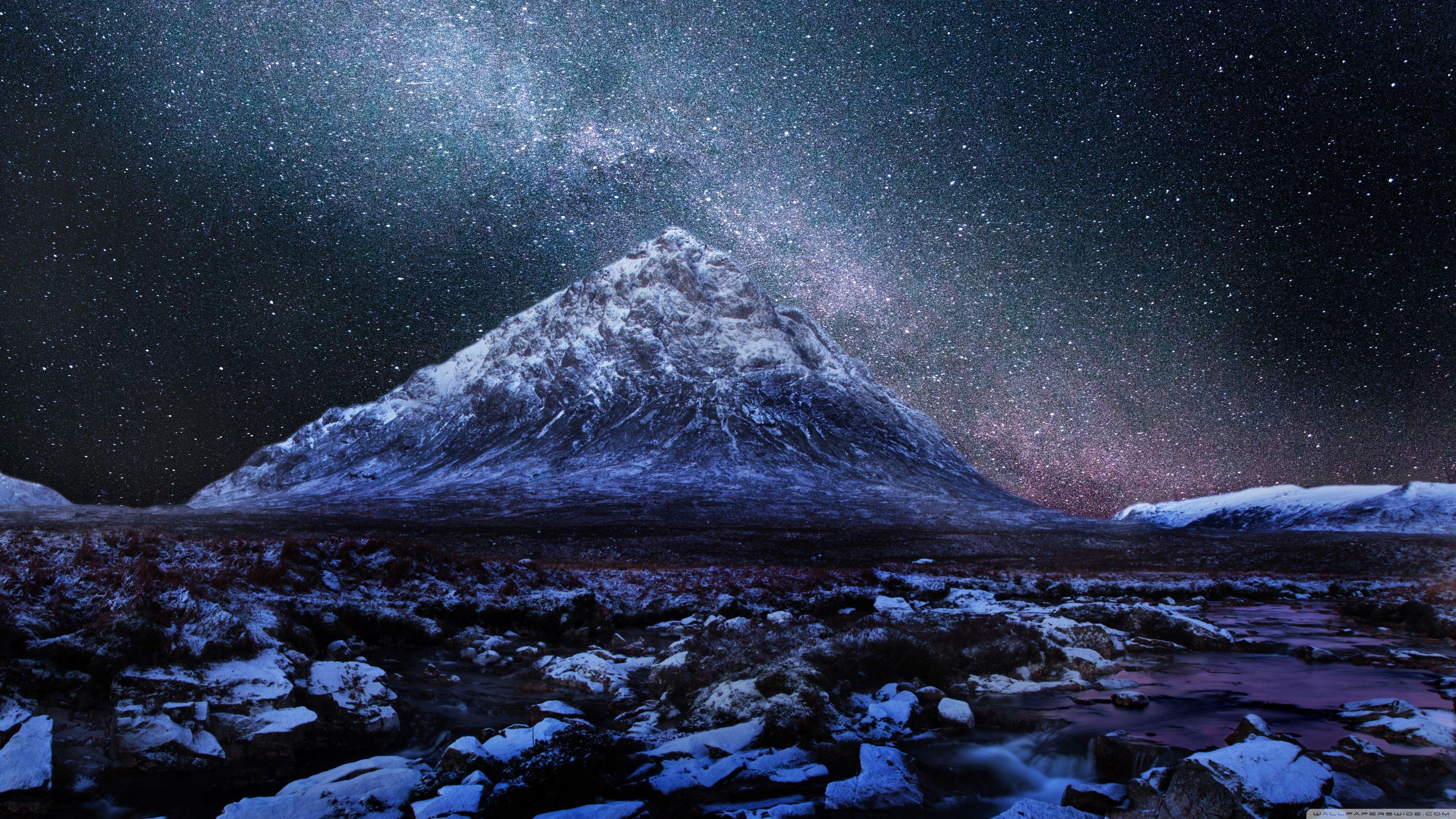Milky Way 4K Wallpapers