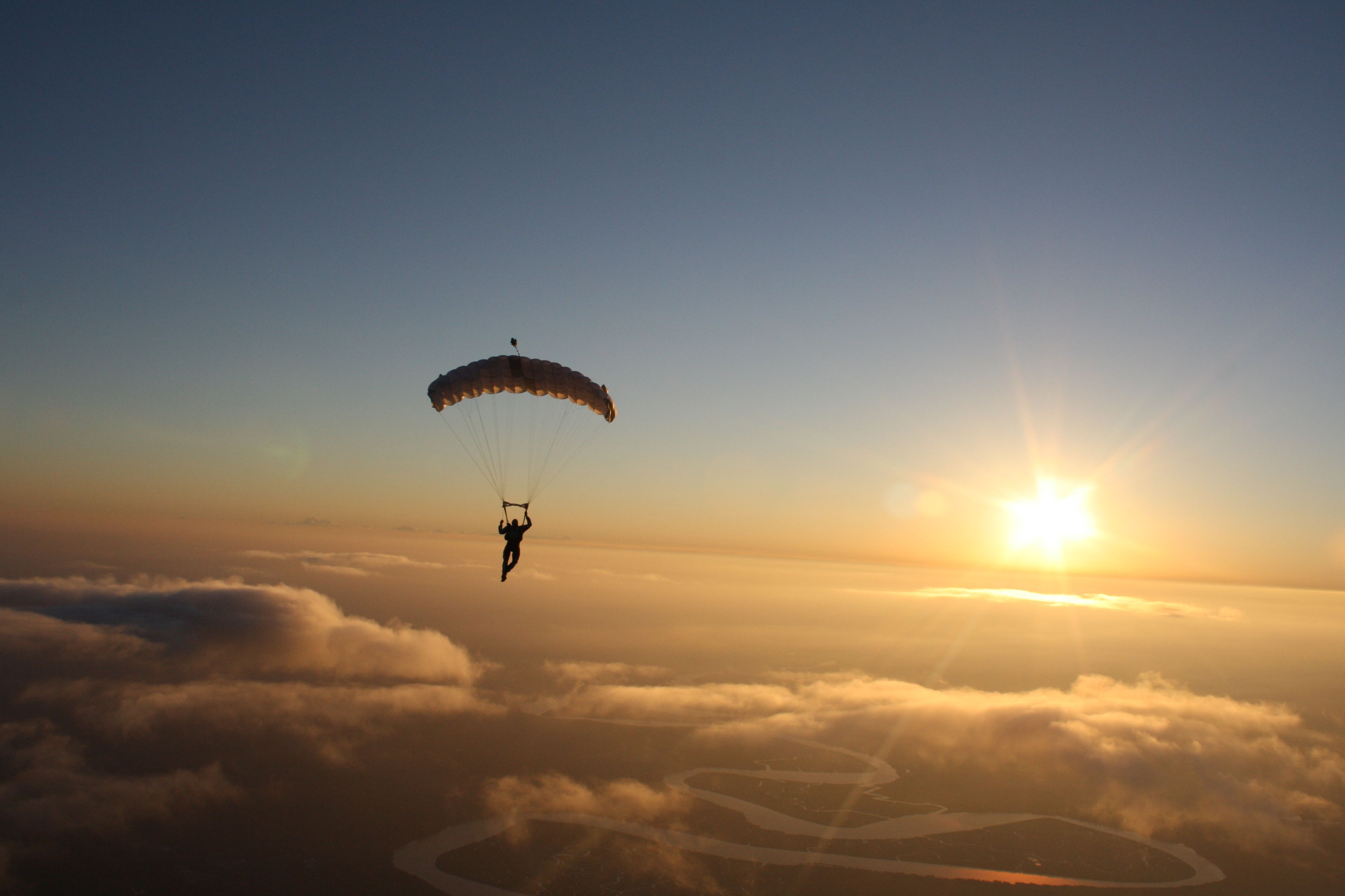Skydiving Wallpapers - Top Free Skydiving Backgrounds - WallpaperAccess
