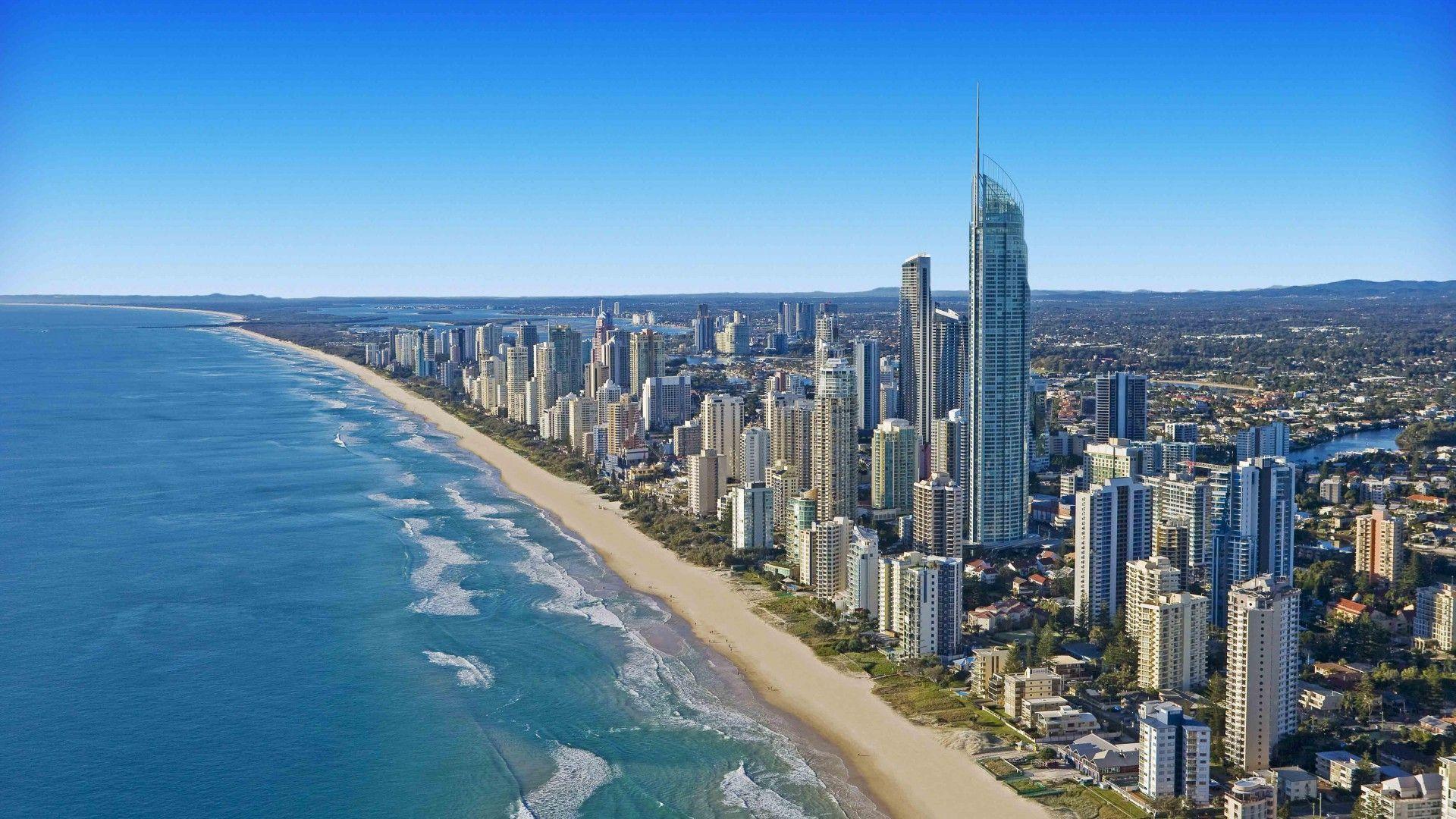 1920x1080 خلفية شاطئ أستراليا [1920x1080]