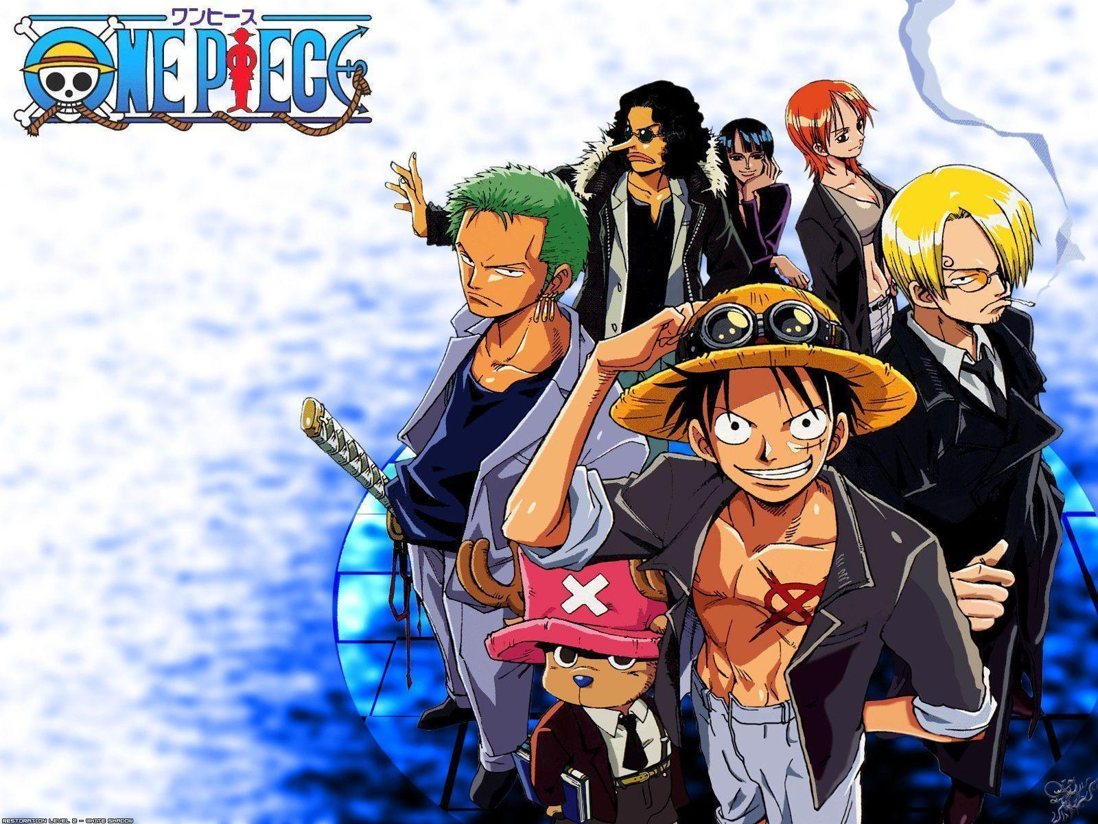 One Piece Anime Wallpapers Top Free One Piece Anime Backgrounds Wallpaperaccess