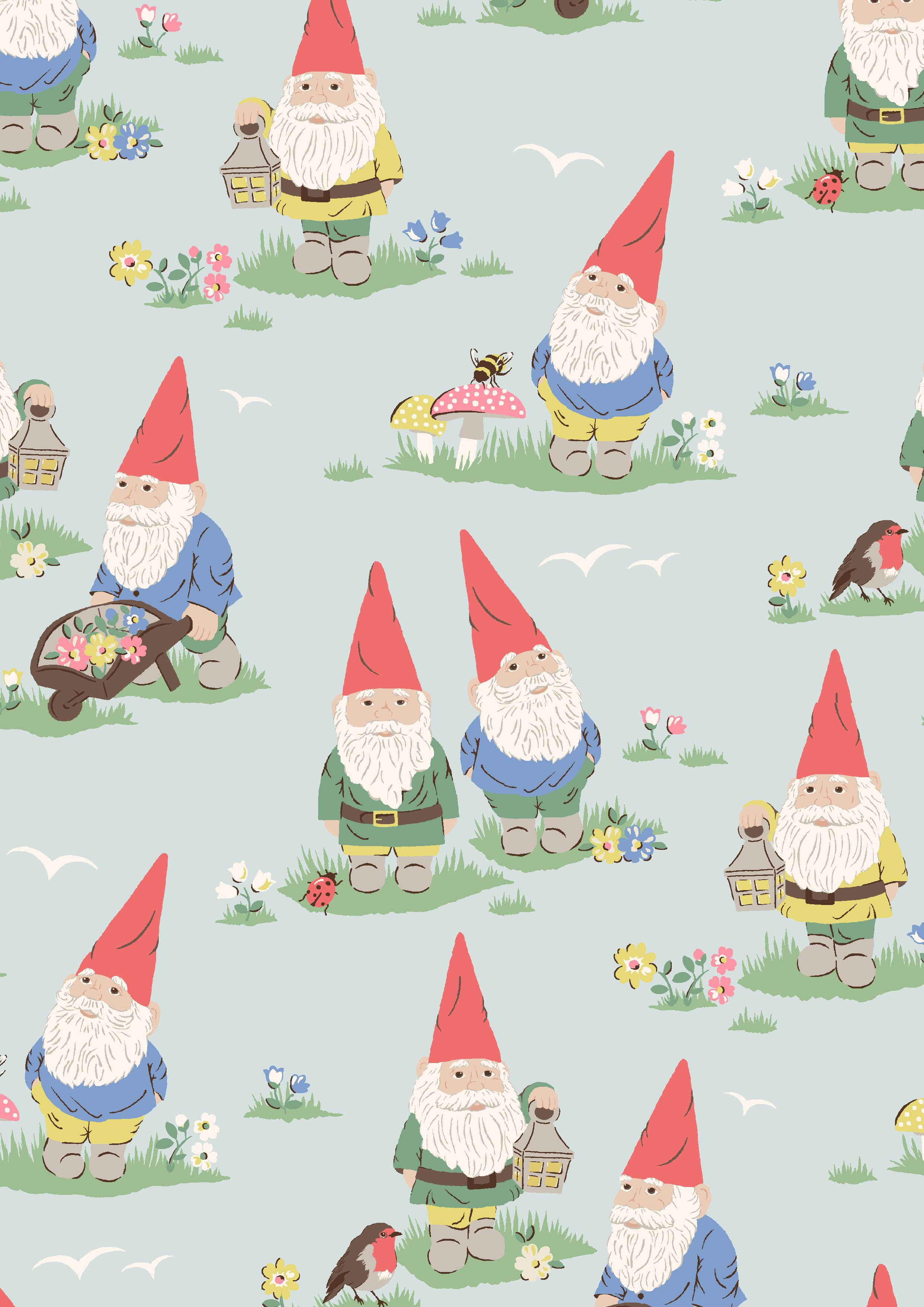 Garden Gnome Wallpapers Top Free Garden Gnome Backgrounds