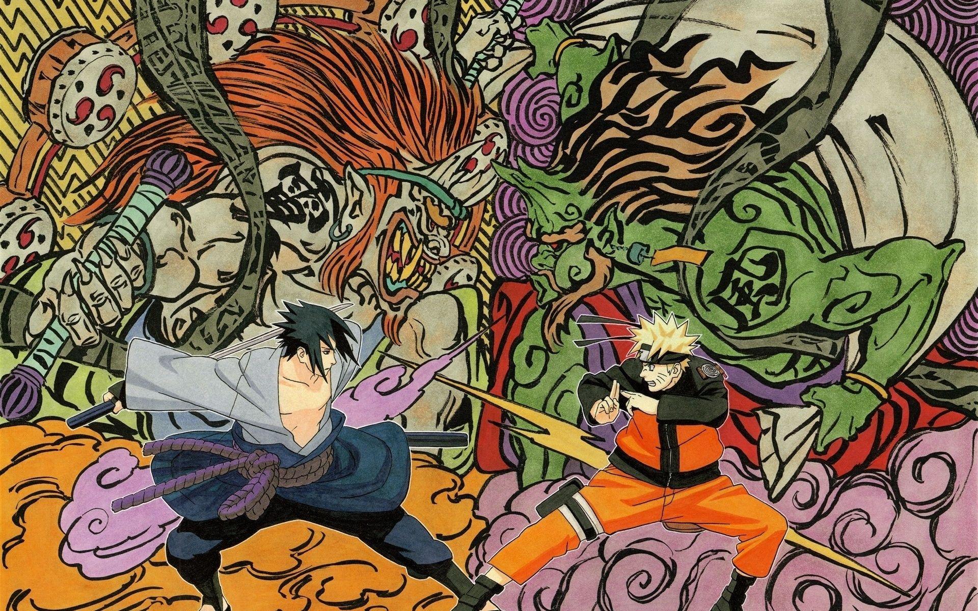 Naruto Art Wallpapers Top Free Naruto Art Backgrounds