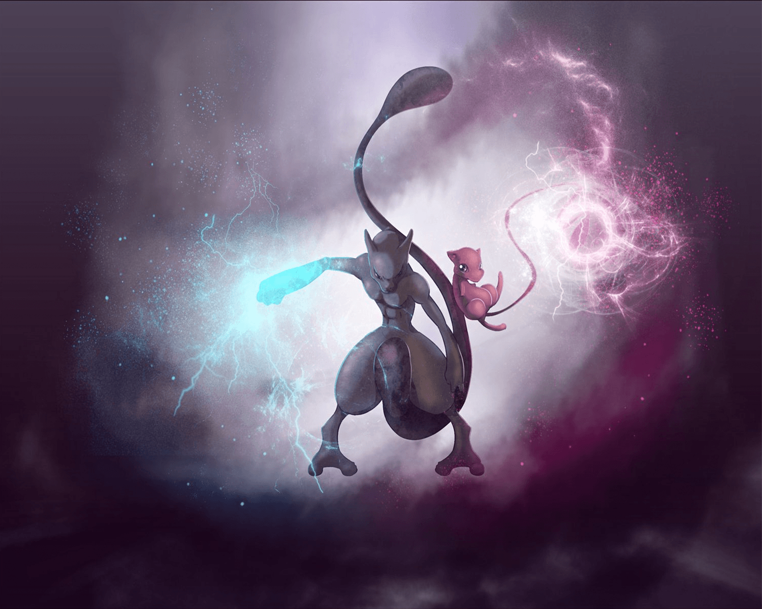 Mewtwo 3D Wallpapers - Top Free Mewtwo