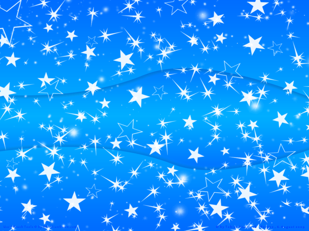Blue Stars Wallpapers Top Free