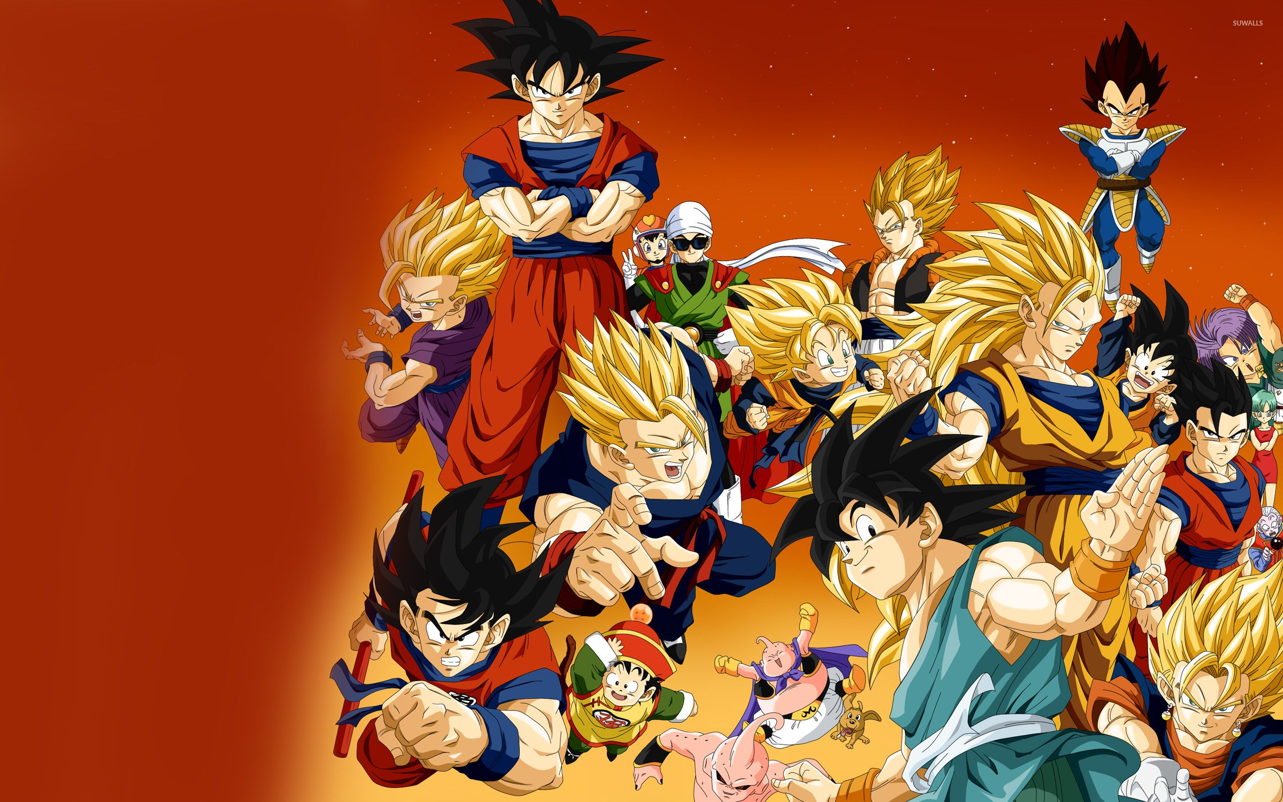 Dragon Ball Z Wallpapers Top Free Dragon Ball Z
