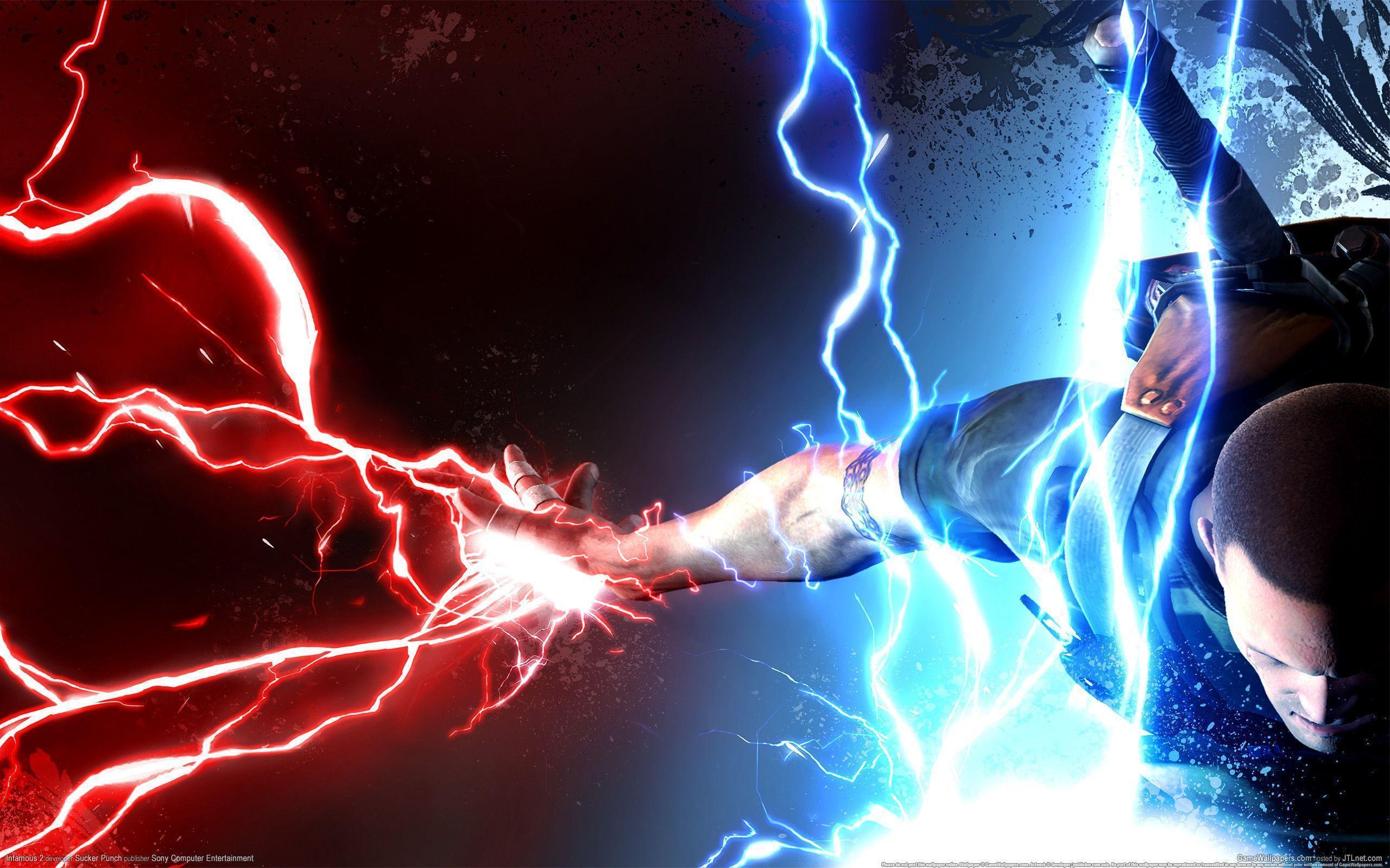 Infamous 2 Wallpapers Top Free Infamous 2 Backgrounds