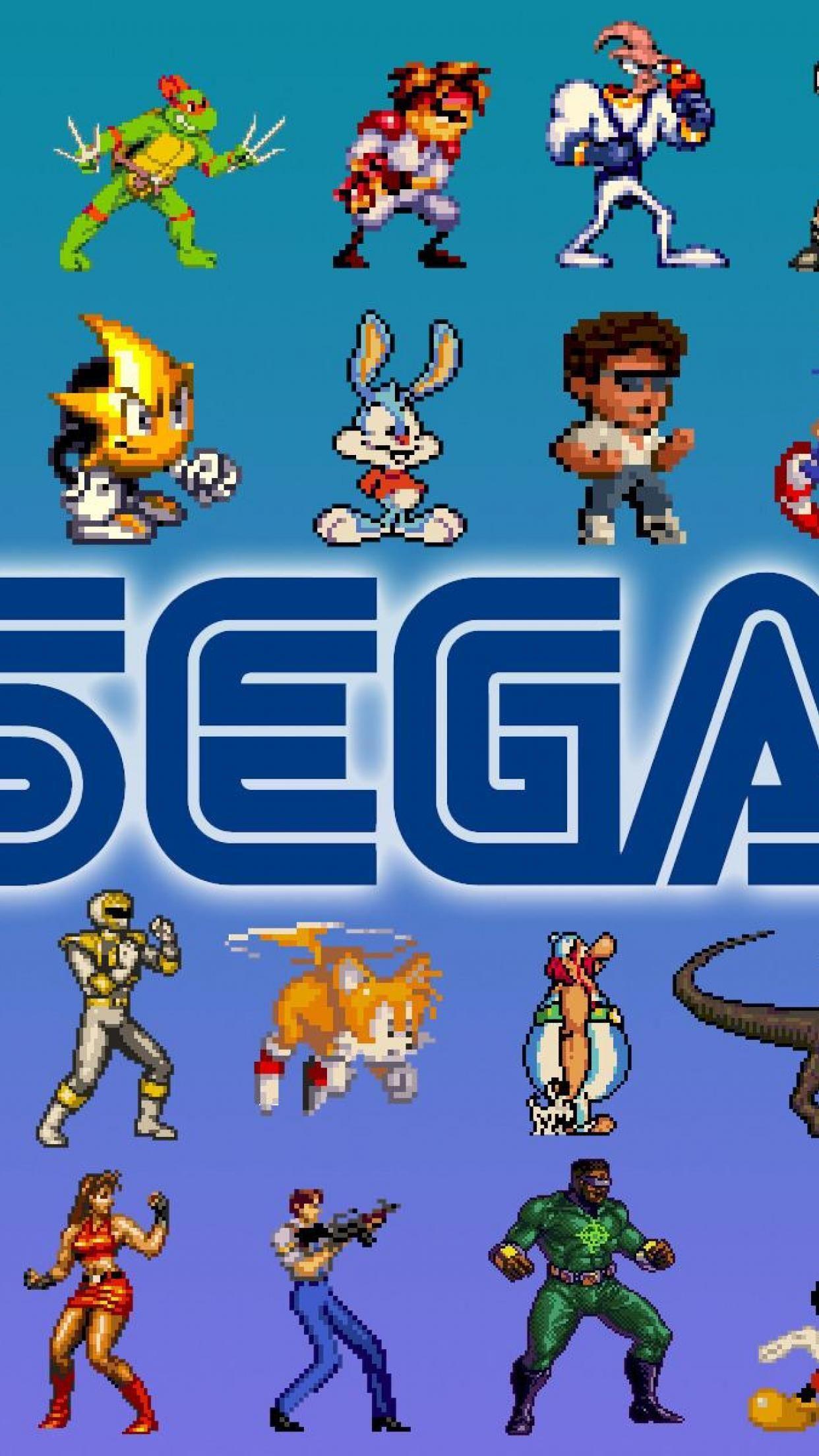 Sega iPhone Wallpapers - Top Free Sega iPhone Backgrounds