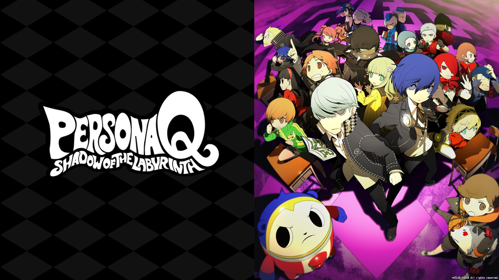 Persona Q Wallpapers - Top Free Persona Q Backgrounds