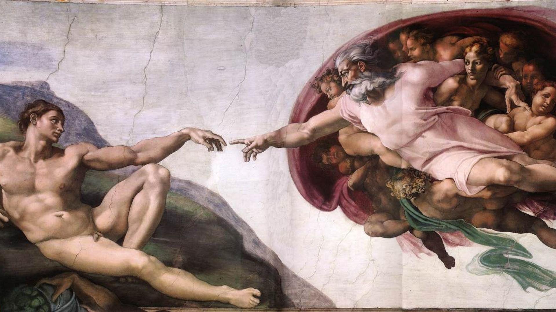Michelangelo Paintings Wallpapers Top Free Michelangelo