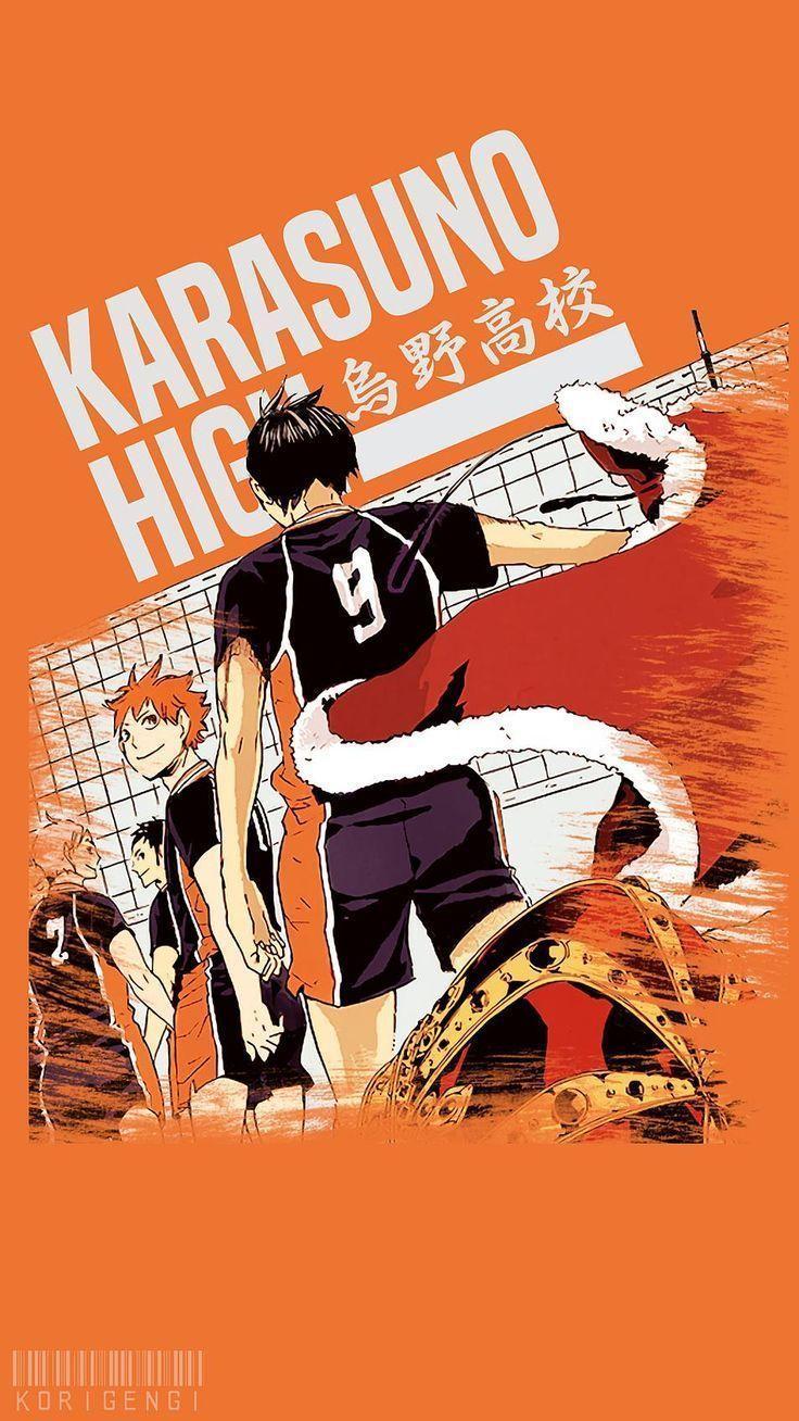 Hình nền điện thoại 736x1308 Haikyuu.  Haikyuu hình nền, Haikyuu anime, Haikyuu manga
