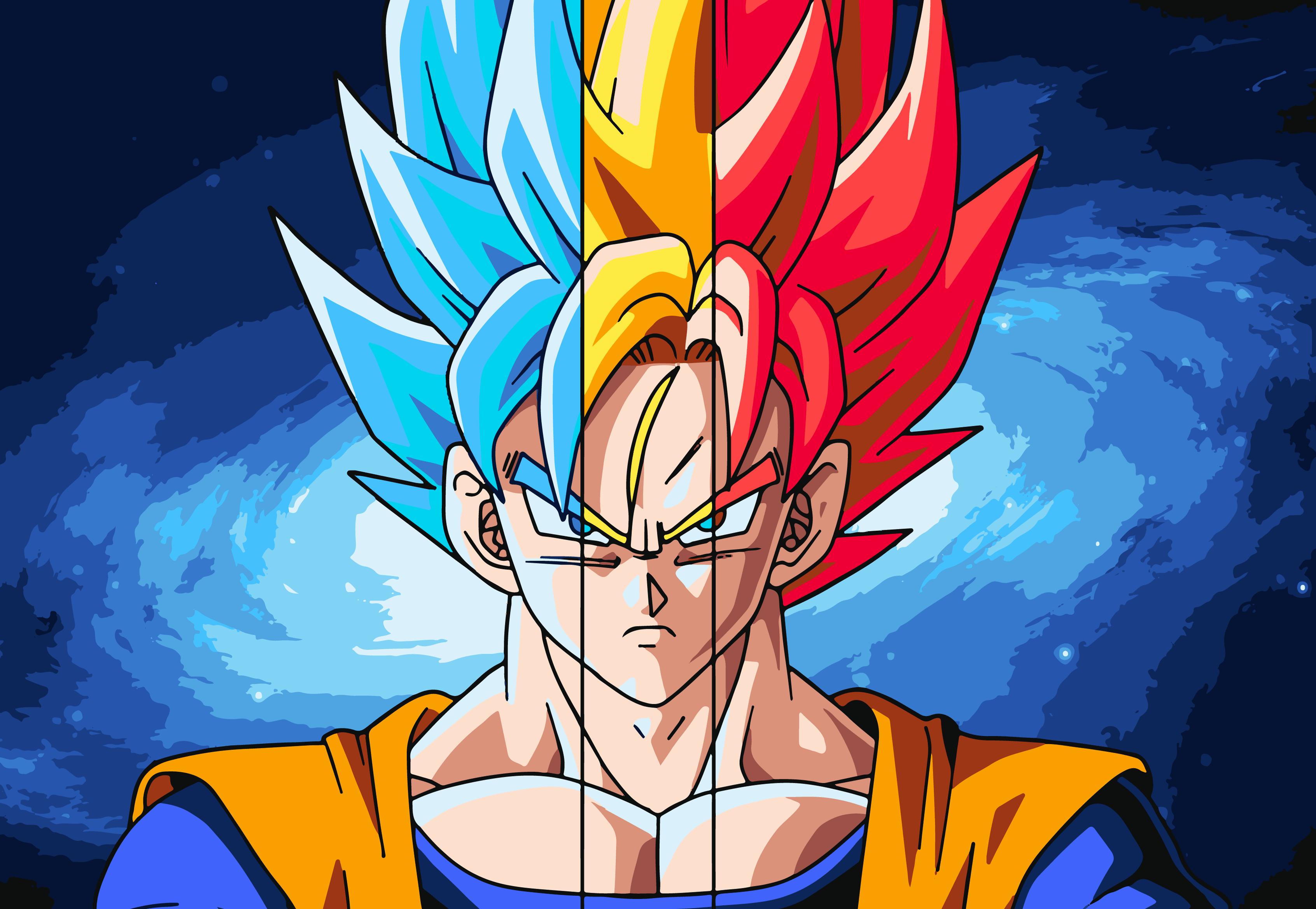 Goku Super Saiyan Wallpapers Top Free Goku Super Saiyan