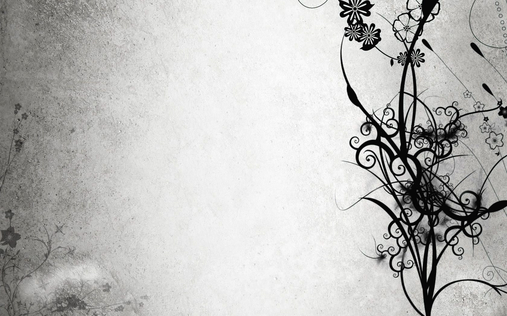 Black And White Abstract Wallpapers Top Free Black And