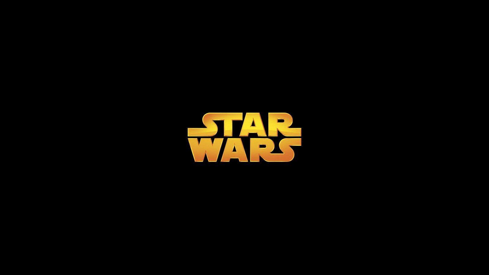 Star Wars Logo Wallpapers Top Free Star Wars Logo Backgrounds Wallpaperaccess