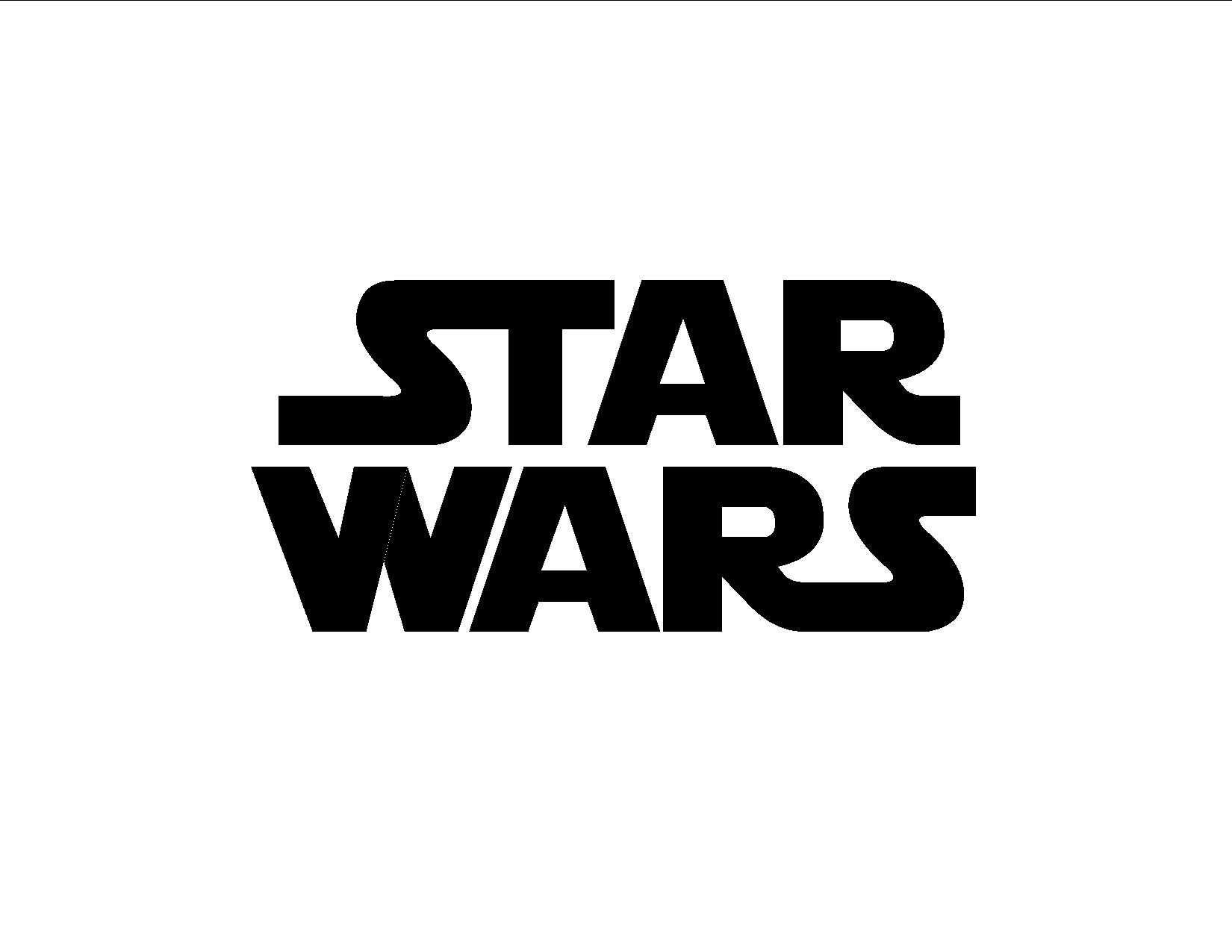 Star Wars Logo Wallpapers Top Free Star Wars Logo Backgrounds Wallpaperaccess