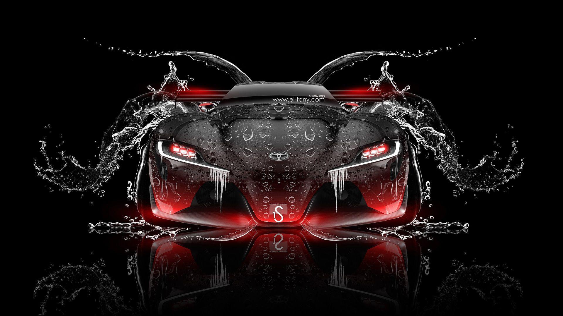 Hình nền 1920x1080 Toyota FT 1 & Supra Hi Res.  Diễn đàn SupraMKV Toyota Supra (Thế hệ A90 MKV)