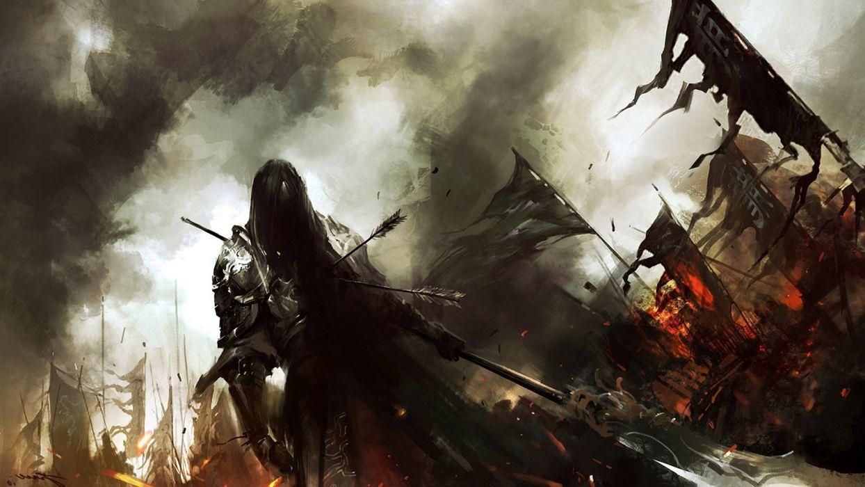 Warrior Battle Wallpapers Top Free Warrior Battle Backgrounds Wallpaperaccess