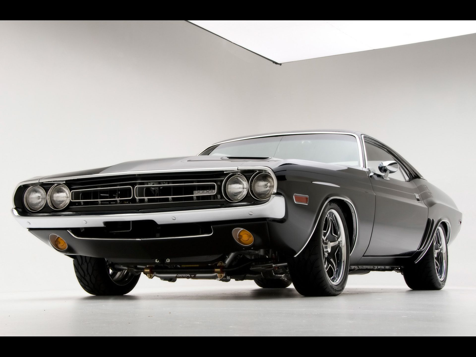 Classic Dodge Muscle Cars Wallpapers Top Free Classic Dodge Muscle