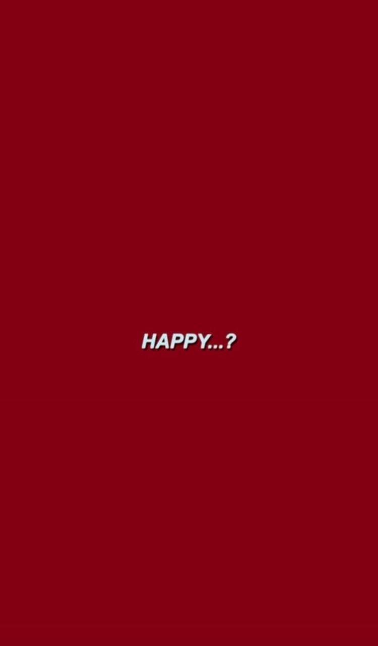 750x1281 Red Aesthetic Baddie hình nền