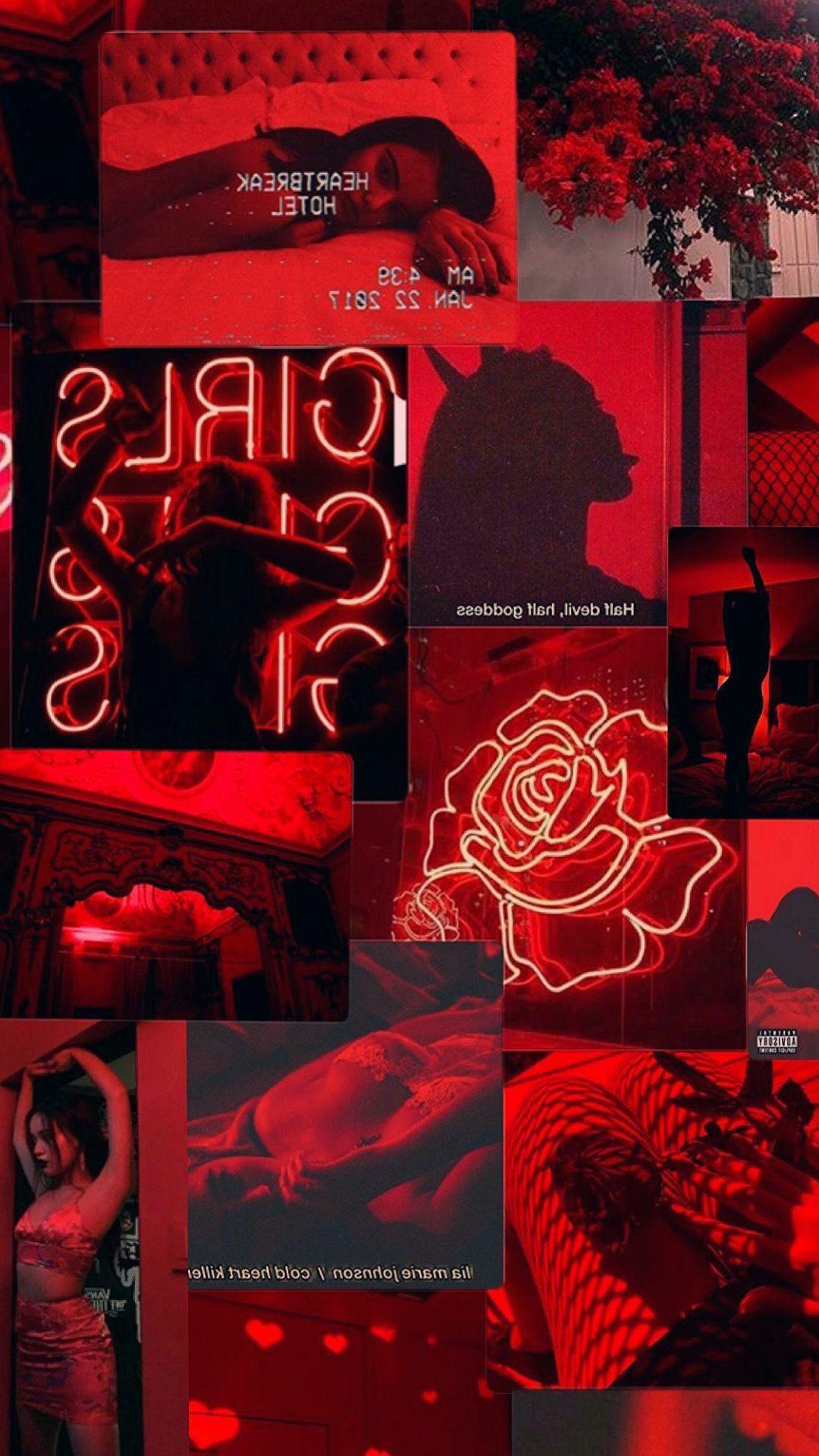 1080x1920 Tải xuống miễn phí Hình nền thẩm mỹ Edgy Baddie Nền thẩm mỹ 3D [1126x1995] cho Máy tính để bàn, Di động & Máy tính bảng của bạn.  Khám phá Baddie Wallpaper Red.  Hình nền đỏ, Nền đỏ, Hình nền đỏ