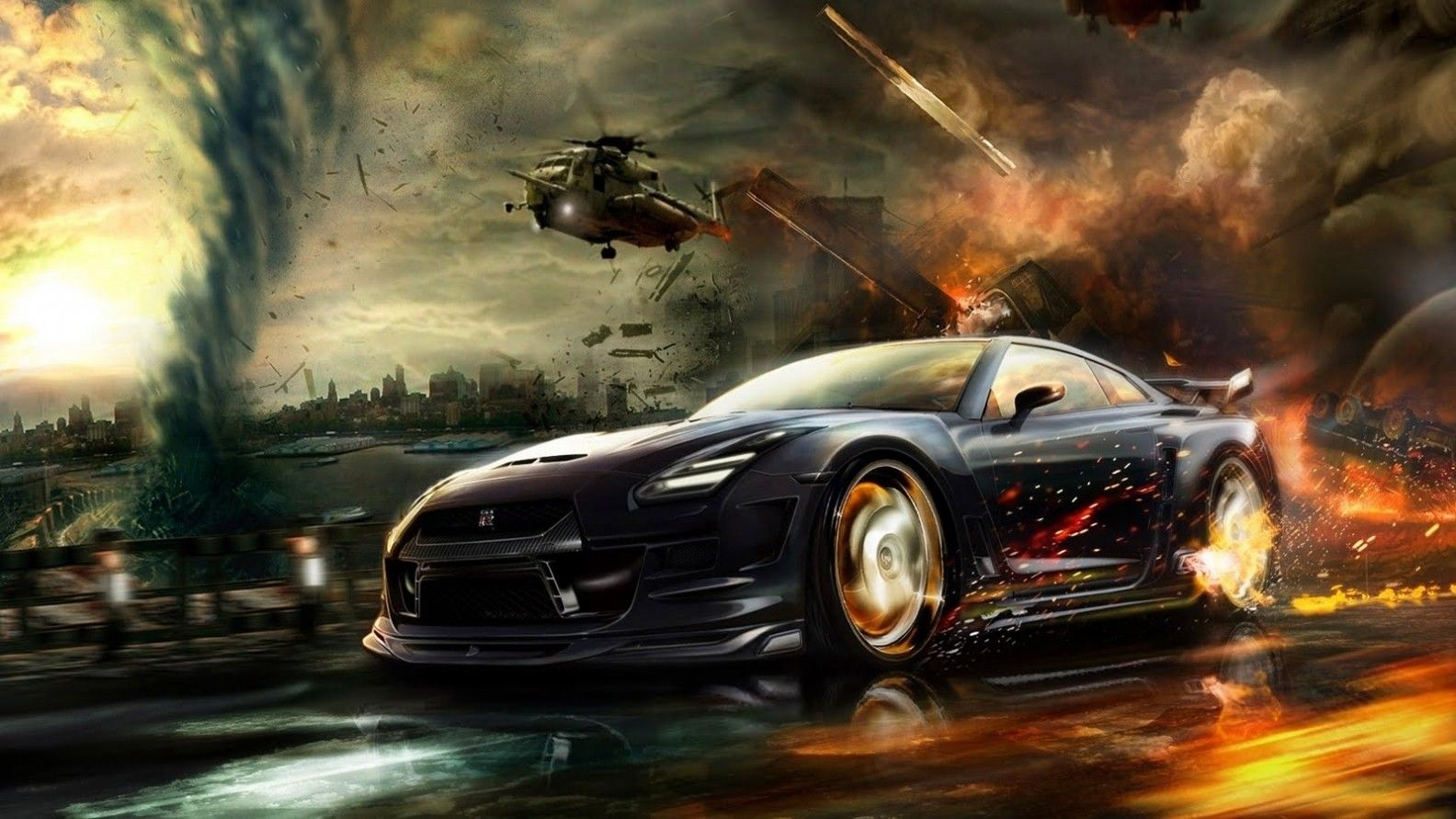 Coolest Car Wallpapers Top Free Coolest Car Backgrounds Wallpaperaccess
