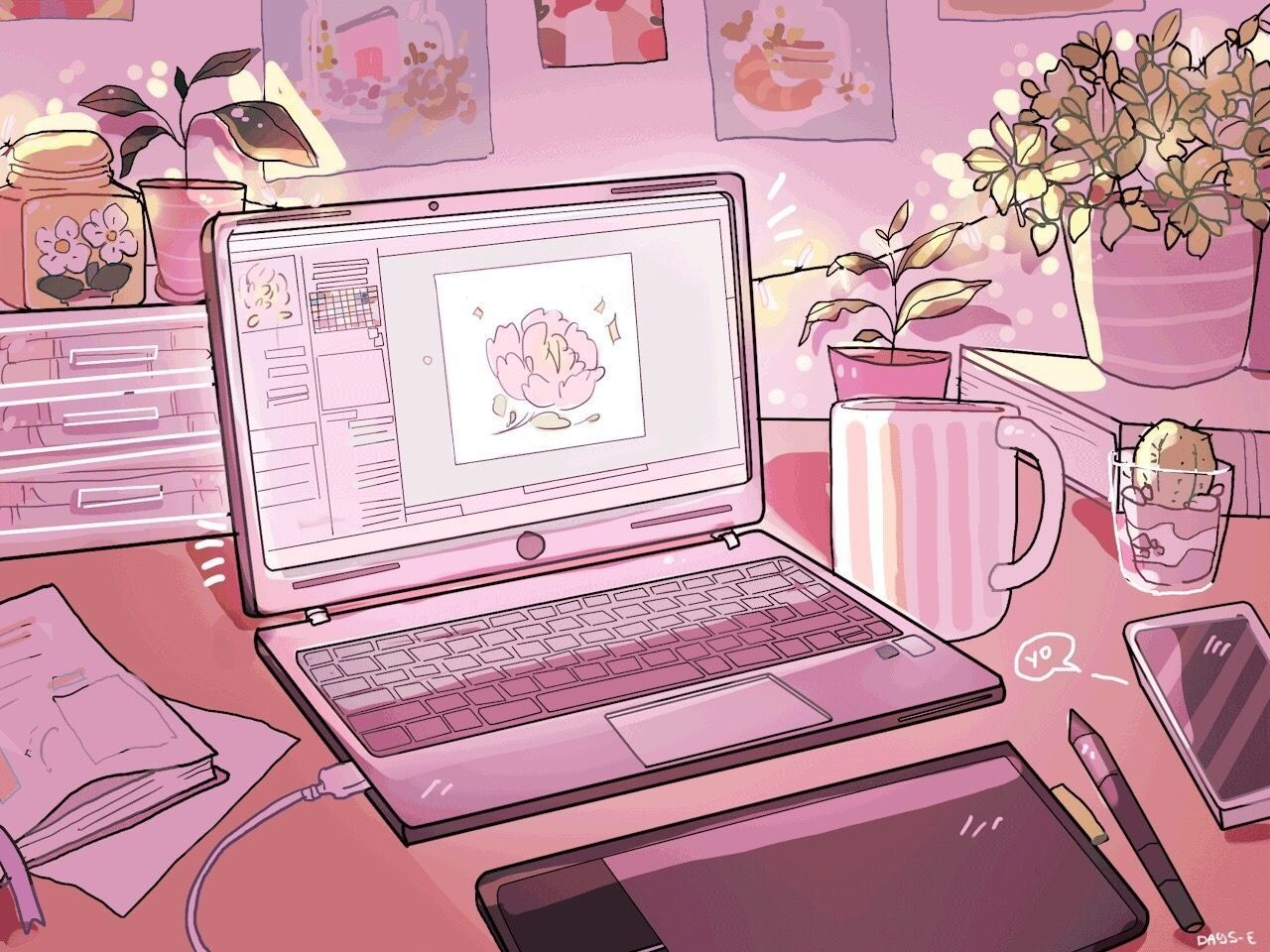 90s Aesthetic Laptop Wallpapers Top Free 90s Aesthetic Laptop Backgrounds Wallpaperaccess