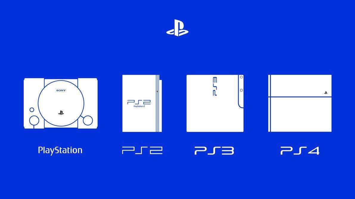 Playstation 4 Logo Wallpapers Top Free Playstation 4 Logo