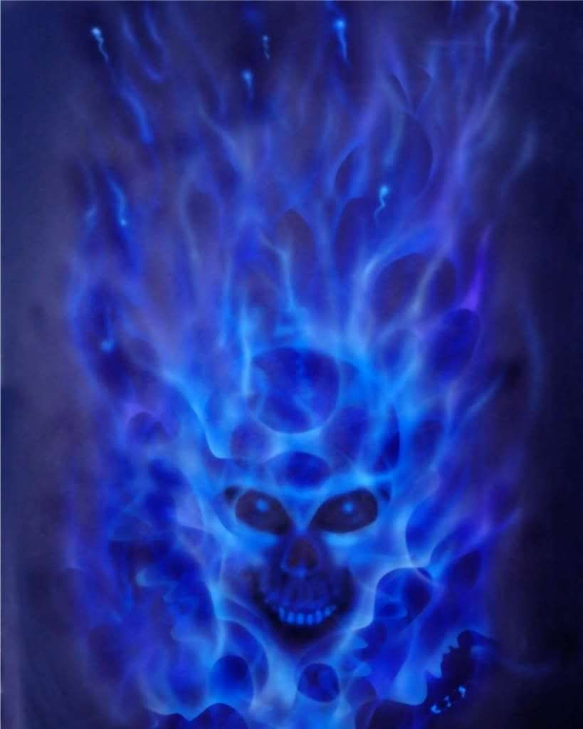46 Best Free Flaming Skull Wallpapers Wallpaperaccess