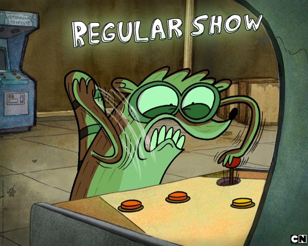 Regular Show Wallpapers - Top Free Regular Show ...