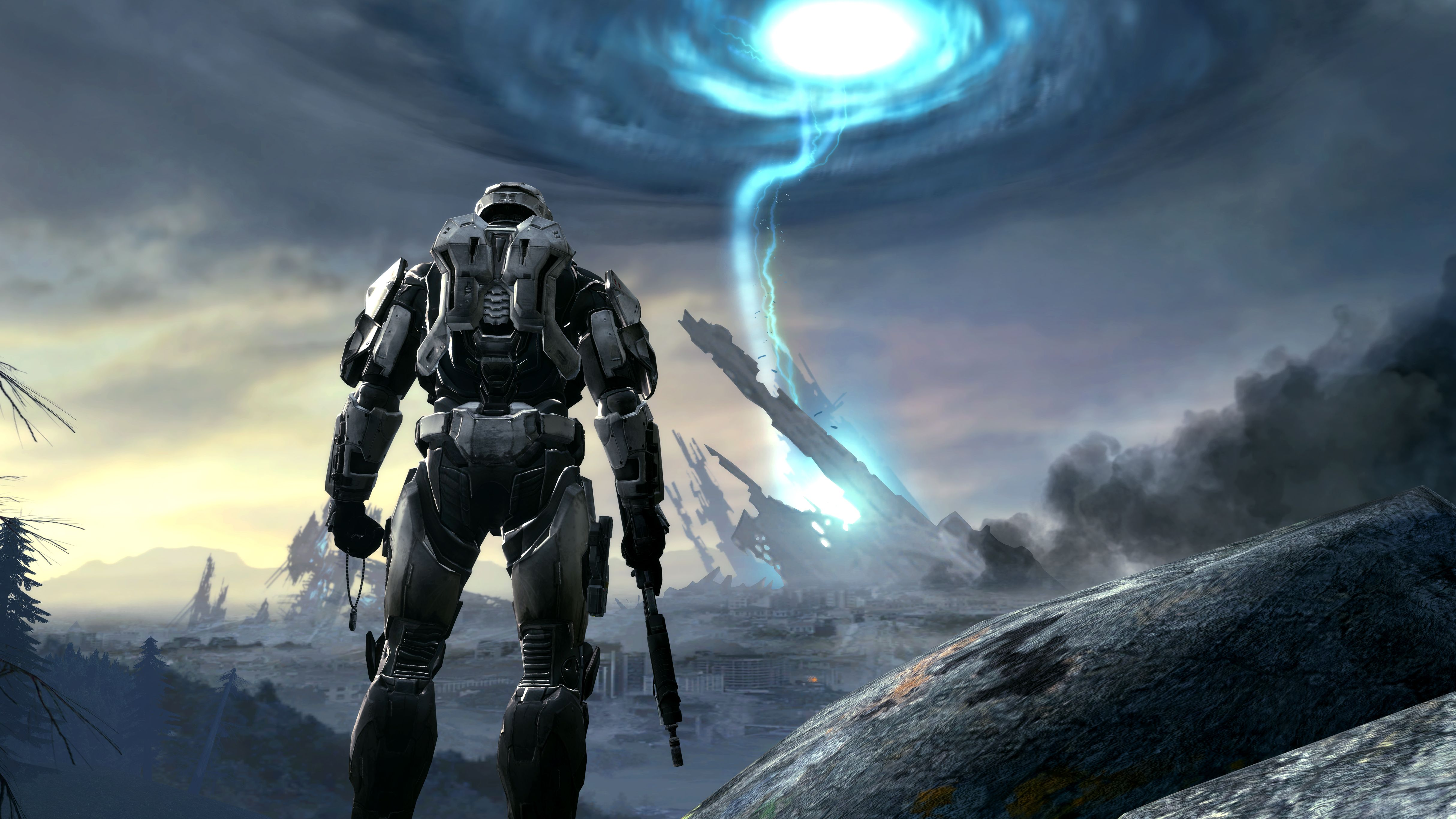 Halo Master Chief 4k Wallpapers Top Free Halo Master Chief